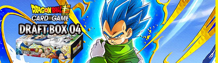 Dragon Ball Super - Draft Box 04