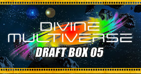 Draft Box 5 Divine Multiverse available now!