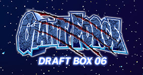 Draft Box 06 Giant Force available now!