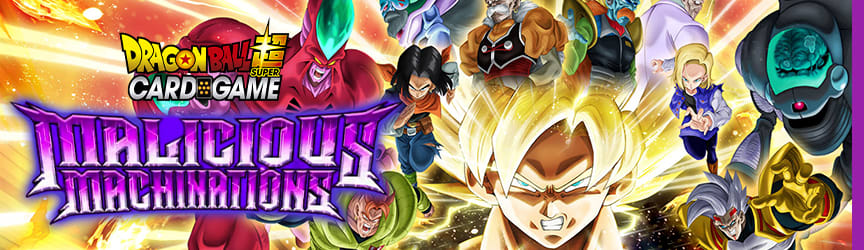 Dragon Ball Super - Malicious Machinations