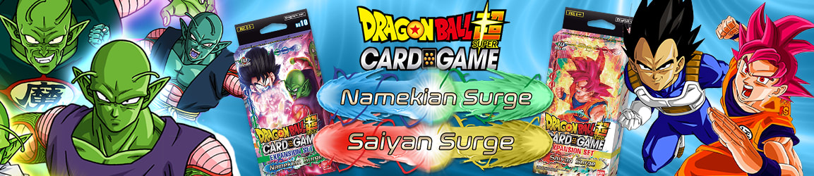 Dragon Ball Super - Expansion Set Namekian and Saiyan Surge