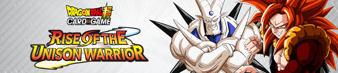 Dragon Ball Super - Rise of the Unison Warrior