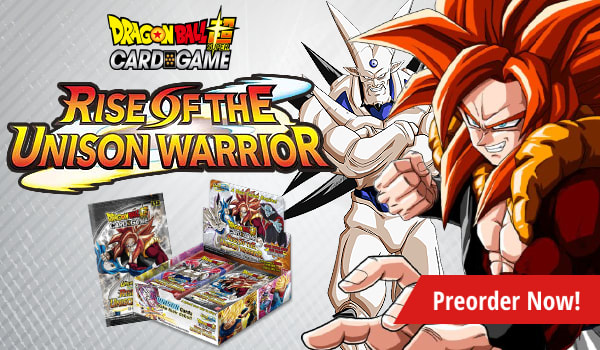 Preorder Rise of the Unison Warrior Today!