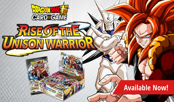 Rise of the Unison Warrior available now!