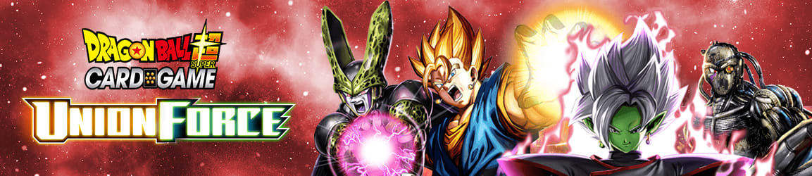 Dragon Ball Super - Union Force