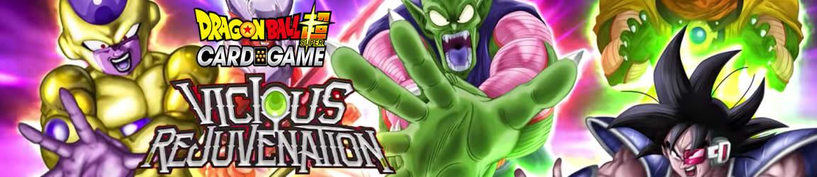 Dragon Ball Super - Vicious Rejuvenation