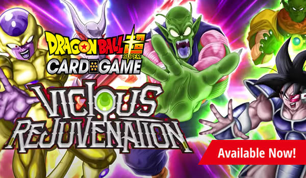 Vicious Rejuvenation available now!