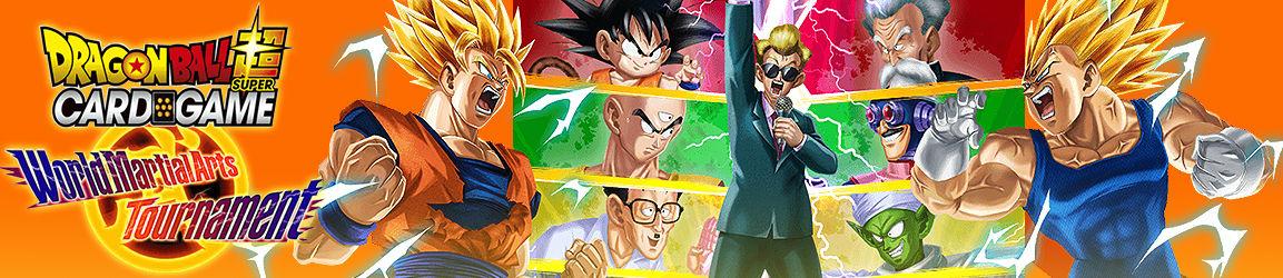 Dragon Ball Super - World Martial Arts Tournament