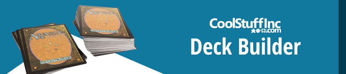 CoolStuffInc.com Deckbuilder