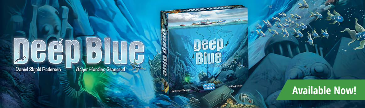 Deep Blue available now