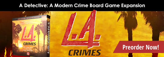 Detective: LA Crimes Expansion