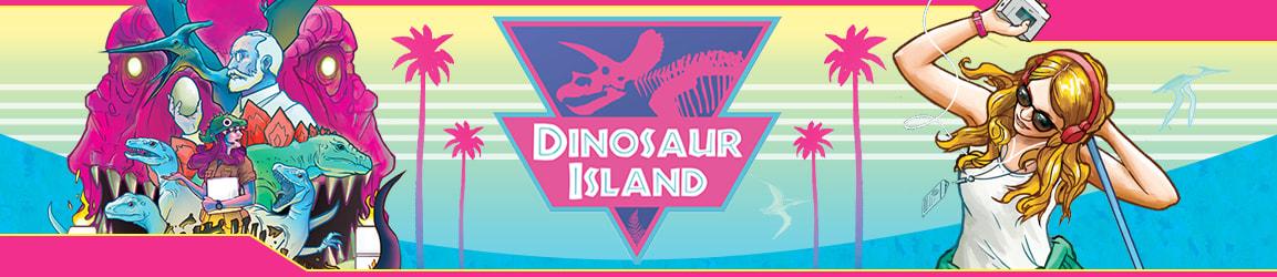 Pandasaurus Games - Dinosaur Island