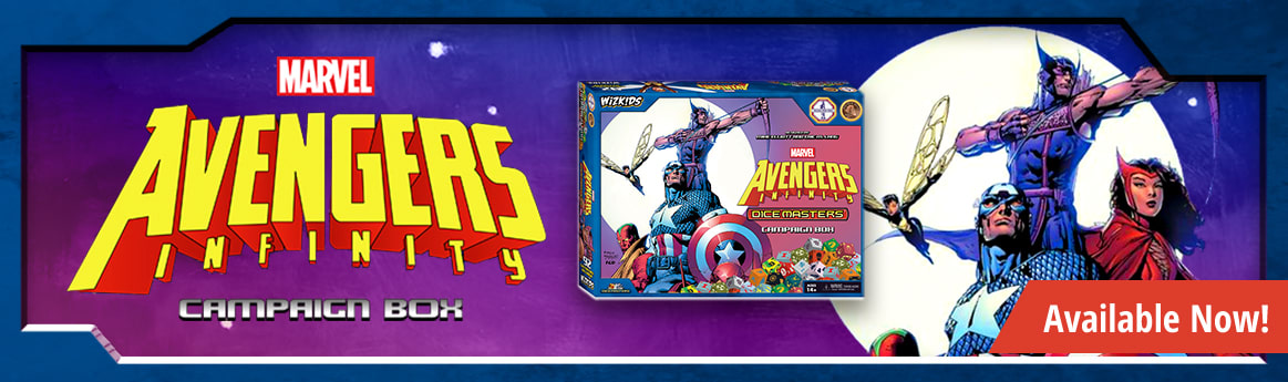 Avengers Infinity Campaign Box