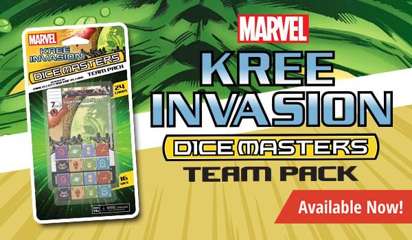 Kree Invasion Team Pack