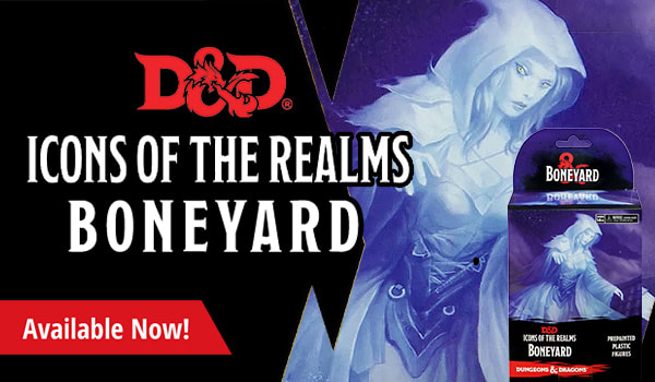 Icons of the Realms: Boneyard available now!