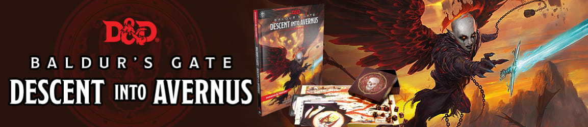 Dungeons and Dragons - Baldur's Gate: Descent into Avernus