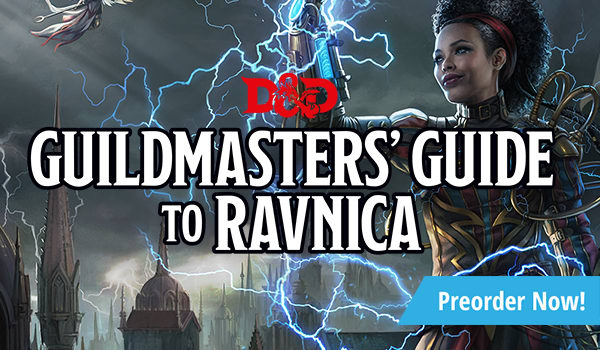 Dungeons and Dragons: Guildmaster's Guide to Ravnica