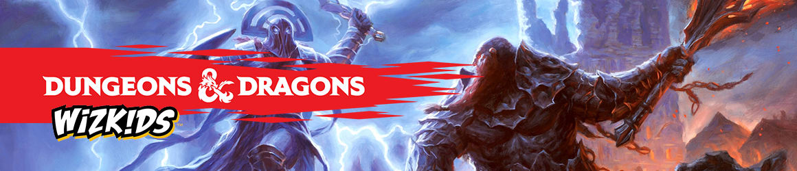 Wizkids Dungeons & Dragons WizKids Miniatures