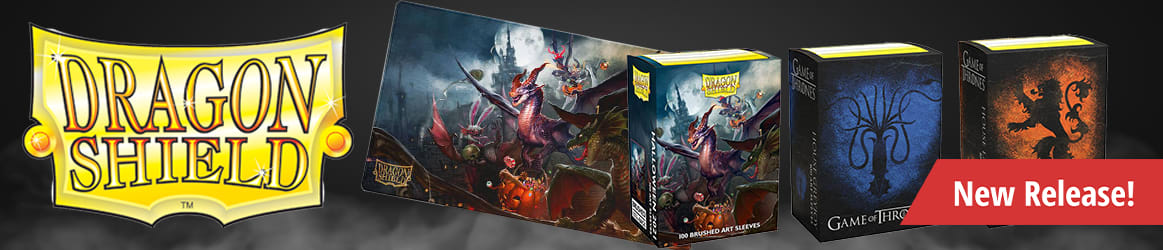 New Dragon Shield releases available now!