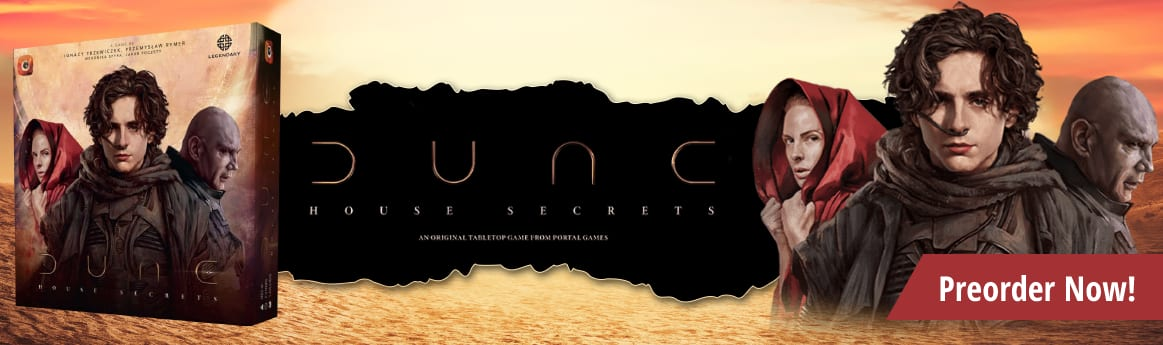 Preorder Dune House Secrets today!