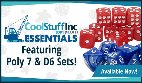 CoolStuffInc.com Essentials available now
