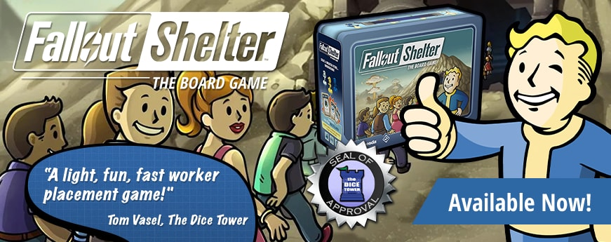 Fallout Shelter available now!