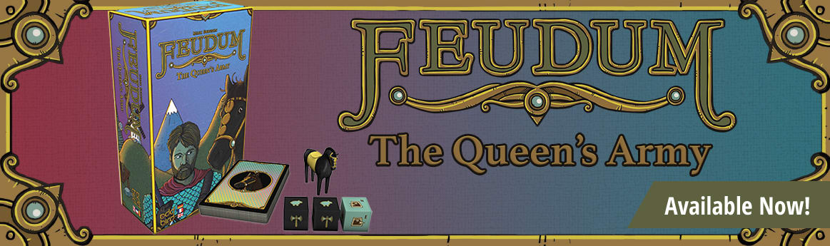 Feudum: The Queen's Army Expansion