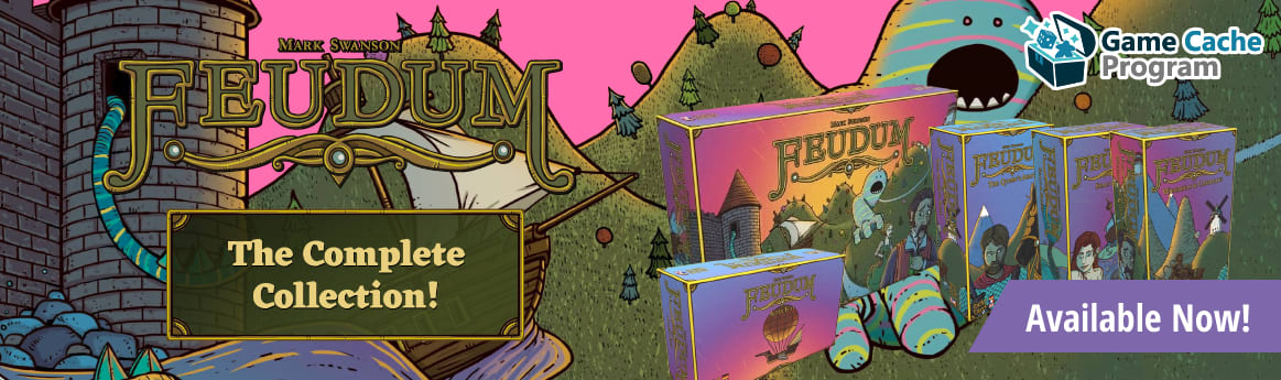 Feudum Complete Collection available now