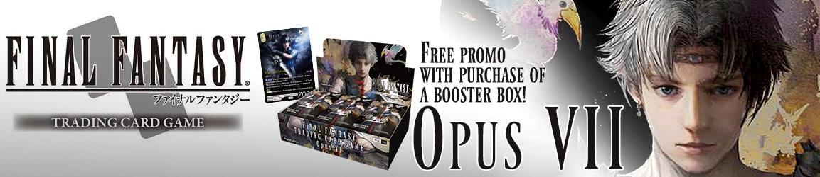 Final Fantasy - Opus VII