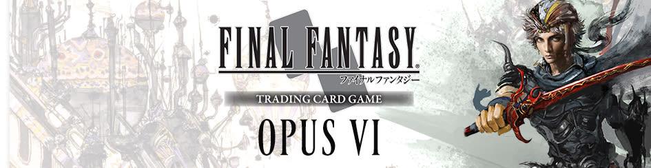 Final Fantasy - Opus 6