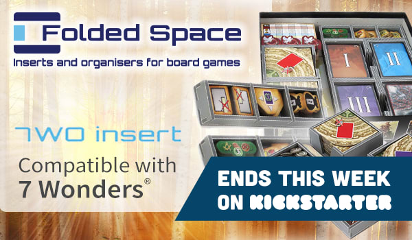 Folded Space Kickstarter