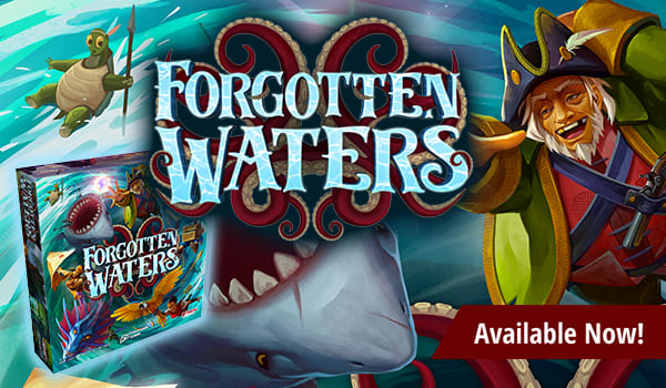 Forgotten Waters available now!