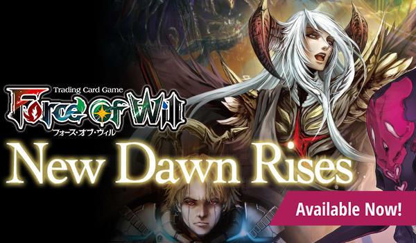 New Dawn Rises