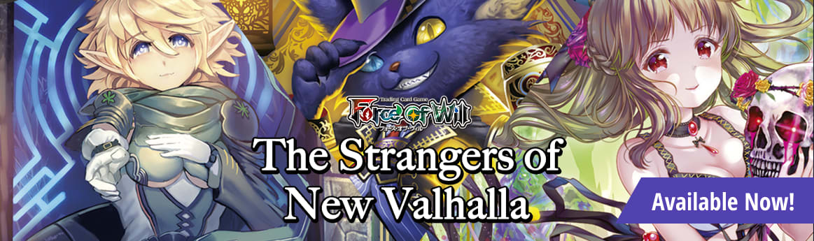 The Strangers of New Valhalla