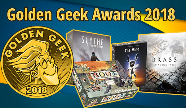 Golden Geek Awards 2019