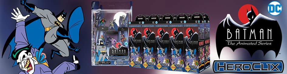 HeroClix - Batman: The Animated Series