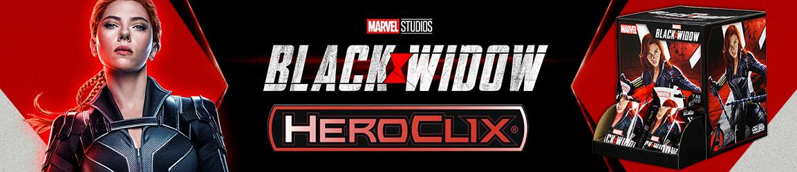 HeroClix - Black Widow Movie