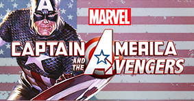 Marvel HeroClix Captain America and the Avengers available now!
