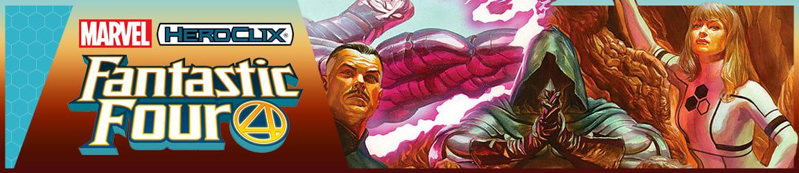 HeroClix - Marvel Fantastic Four