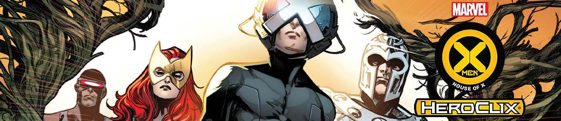 Heroclix - Marvel X-Men House of X