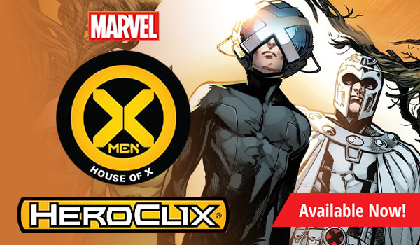 Heroclix - Marvel X-Men House of X Available Now!