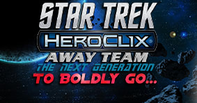 Star Trek Away Team: The Next Generation To Boldly Go