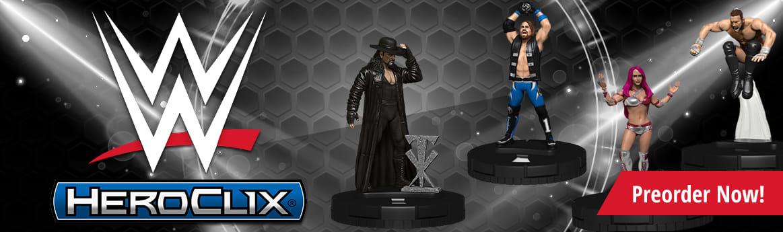 WWE Heroclix