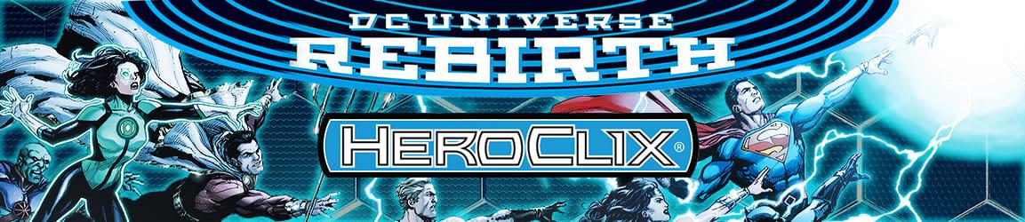 HeroClix - DC Rebirth