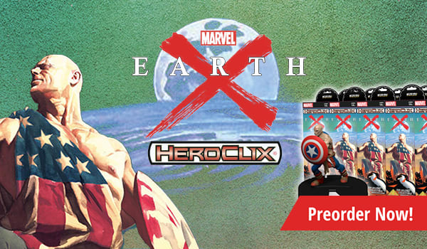 Marvel HeroClix - Earth X