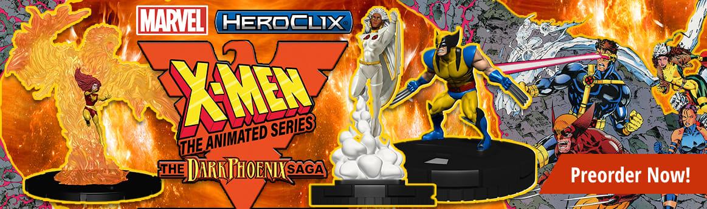 Marvel HeroClix: X-Men the Animated Series, the Dark Phoenix Saga