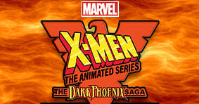 X-Men the Animated Series, the Dark Phoenix Saga