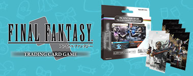Final Fantasy TCG Holiday Bundle