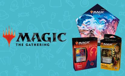 Magic: The Gathering Holiday Bundle