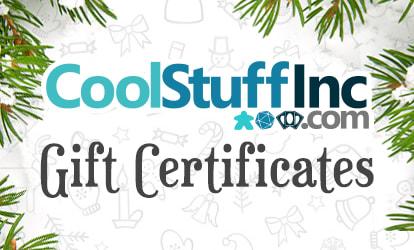 CoolStuffInc.com Gift Certificates